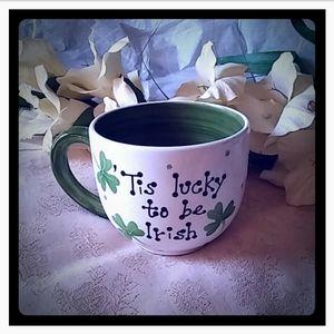Vintage Bella Casa by Ganz Irish Coffee/Tea Mug